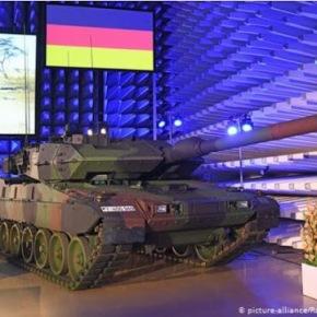 Εξαγωγές όπλων ρεκόρ από τη Γερμανία εν μέσωπανδημίας
