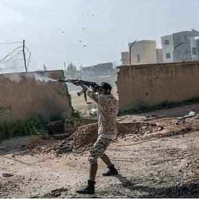 ΣΟΒΑΡΗ ΕΞΕΛΙΞΗ… The Times: Τουρκικά F-16 χτύπησαν τις δυνάμεις του Χαφτάρ στηΛιβύη