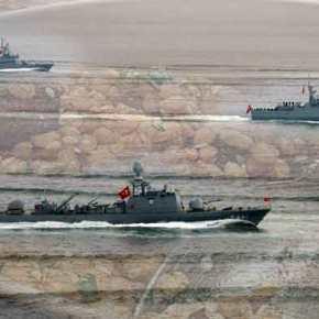 Προς νέα ένταση σε Αιγαίο & Α. Μεσόγειο: Nαυτική συνεργασία με Τίρανα, Λίβανο & Αλγερία ετοιμάζει η Άγκυρα – C-130 προσγειώθηκε στηΤυνησία