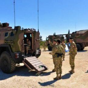 Εθνική Φρουρά: Επιχειρησιακές επισκέψεις του Αρχηγού ΕΦ σε Σχηματισμούς –Συγκροτήματα