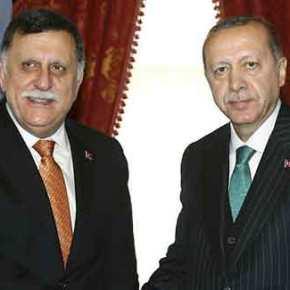 Τα «ρέστα» του παίζει ο Ερντογάν στη Λιβύη – Σε φιάσκο κινδυνεύει να μετατραπεί η επιχείρηση«Ειρήνη»