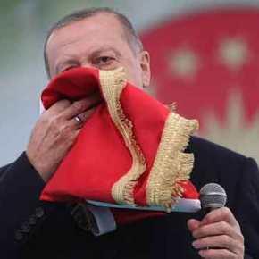 Ο Τούρκος ηγέτης παρακινεί το κοινό του σε Ισλαμικό Ιερό Πόλεμο με τηνΕυρώπη