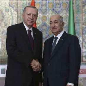 Σοκ & από την Αλγερία: »Σύμμαχός μας η Τουρκία-Οι στρατοί μας ετοιμάζουν συνεργασία στην Α.Μεσόγειο»