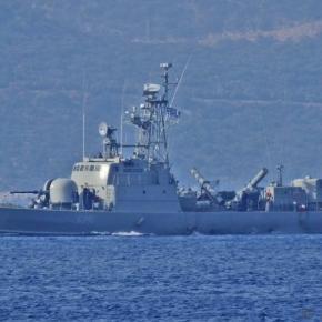 Εξαφανισμένοι οι Τούρκοι: Καμία εμφάνιση φρεγάτας νότια της Κρήτης – Πολεμικό πλοίο έστειλε η Ελλάδα στοΚαστελόριζο