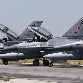 H Τουρκία θα εγκαταστήσει προηγμένο ραντάρ ΑESA στα μαχητικά F-16 του στόλου της! – Ολα αλλάζουν(βίντεο)
