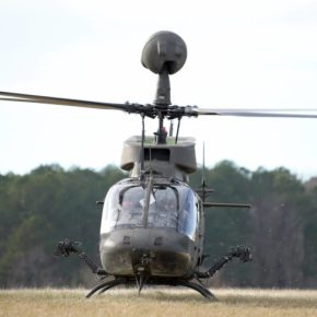Συνεχίζεται η αξιοποίηση των OH-58D Kiowa Warrior από τον ΕΣ, παρελήφθη και φορτίο μεοπλισμό