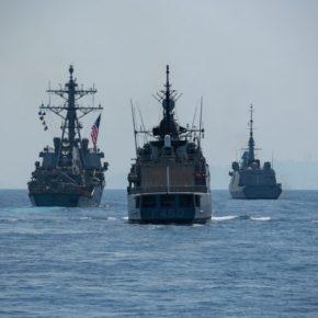 Κορωνοϊός: Άρση μέτρων στις Ένοπλες Δυνάμεις – Ασκήσεις σε Αιγαίο, νησιά καιΈβρο