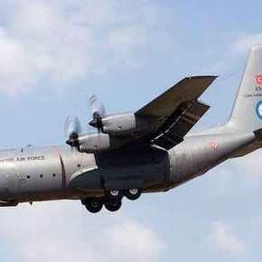 »Θρίλερ» στην Α. Μεσόγειο: Toυρκικά μεταγωγικά & κατασκοπευτικό δυτικά της Κύπρου – C-130 κατευθύνεται προςΛιβύη