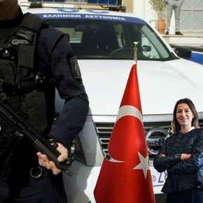 »Γερό» μάθημα στην Τούρκο πρόξενο: Αστυνομικός της »μπλόκαρε» την είσοδο σεξενοδοχείο
