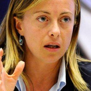 Δεξιά Ιταλίδα πολιτικός: «Χωρίς Ελλάδα & Ιταλία η Ευρώπη δεν υπάρχει – Ευχαριστώ τους Έλληνεςαδελφούς»