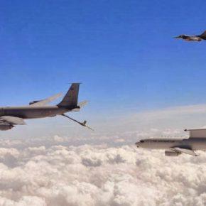 Η αεροναυτική άσκηση των Τούρκων νότια της Κρήτης, αφορούσε τον έλεγχο της Λιβύης(vid.)