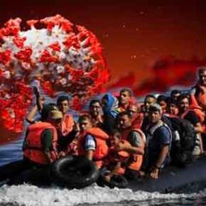 ΑΝΕΞΕΛΕΓΚΤΗ Η ΔΙΑΣΠΟΡΑ από λαθρομετανάστες…!!!
