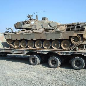 """Ασχολούμαστε με νέο ΤΟΜΑ και Leo2A4, ο βασικός κορμός όμως των ΤΘ είναι τα Leopard 1A5. Μήπως αυτή είναι η """"Αχίλλειος πτέρνα"""" των τεθωρακισμένωνμας;"""
