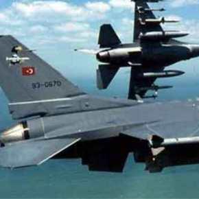 Λιγότερες τουρκικές υπερπτήσεις λόγωκορωνοϊού