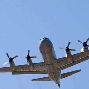 Το P-3 Orion του ΠΝ στηνΚύπρο