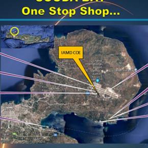 Ίδρυση Κέντρου Αριστείας Ενοποιημένης Αντιαεροπορικής & Αντιπυραυλικής Άμυνας του ΝΑΤΟ στηνΚρήτη