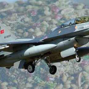 Συνεχίζονται οι προκλήσεις: Υπερπτήσεις τουρκικών F-16 πάνω από Χίο καιΛέσβο
