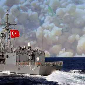 ΤΩΡΑ… Συναγερμός στο Πολεμικό Ναυτικό…!!! Τουρκική αεροναυτική άσκηση (Mavi Vatan) νότια τηςΚρήτης