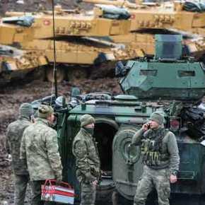 Όλα δείχνουν σύρραξη Συρίας-Τουρκίας: Μεταφέρονται στρατιωτικά οχήματα στηνΙντλίμπ