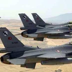 Τουρκικά μαχητικά «έξυσαν» τοΑγαθονήσι!
