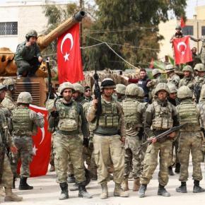»Πέφτουν» τουρκικά κορμιά παντού – Εξαϋλώθηκαν δυνάμεις των ΤΕΔ στη Συρία – Προειδοποιούν με »κόλαση» πυρός οιΚούρδοι