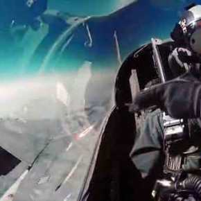 """Προπαγάνδα για τη """"ματιά των Τούρκων πιλότων πουφοβίζει""""!"""