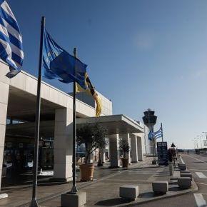 Παγώνουν επενδύσεις και πώληση ποσοστού στο Αεροδρόμιο τηςΑθήνας