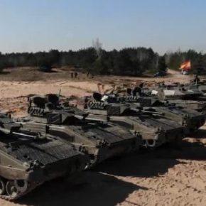 Τεθωρακισμένα Οχήματα Μάχης ως παράγοντας αναγέννησης του ΕλληνικούΠεζικού
