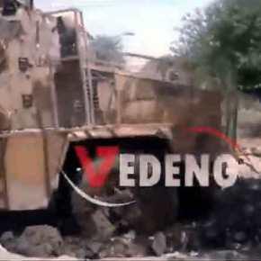 Αυτές οι ΡΟΜΠΕΣ θα περάσουν τον Έβρο…;;; Βίντεο με τουρκικό θωρακισμένο όχημα που κόλλησε στην λάσπη στηνΣυρία…!!