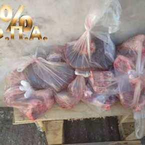 Εννέα αλλοδαποί άρπαξαν κατσίκα από αγρόκτημα στην Λέσβο και τηνέσφαξαν