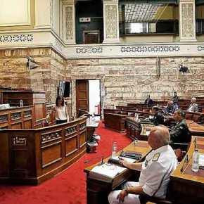 Τα τελευταία εξοπλιστικά που ενέκρινε η Βουλή – Υπάρχειχρόνος;