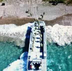 Η Τουρκία ετοιμάζεται για κρίση: Αιφνιδιαστική πρόβα απόβασης στα ελληνικά νησιά(φωτό)