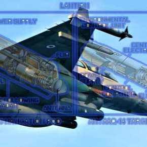 Μερική αναβάθμιση ατρακτιδίων LANTIRN της ΠολεμικήςΑεροπορίας