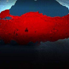 Η Άγκυρα άρχισε να κυκλοφορεί χάρτες με την δυτική Θράκη την Λέσβο, την Χίο και την Σάμο υπό τουρκικήκατοχή!