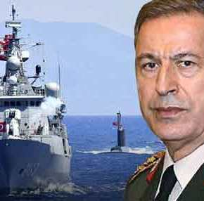 Τούρκος υπουργός Αμυνας Χ.Ακάρ: «Νικήσαμε σε Λιβύη και Συρία – Ούτε καν ο κορωνοϊός μαςάγγιξε»
