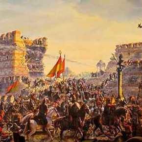 Άλωση Κωνσταντινούπολης – Οι τελευταίες στιγμές της μεγαλύτερης τραγωδίας τουΕλληνισμού