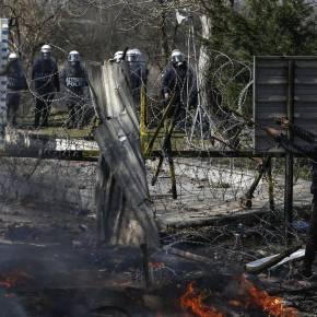 Οχυρώνεται ο Εβρος: Φράχτης με λεπιδοφόρο συρματόπλεγμα και 400 νέοισυνοριοφύλακες