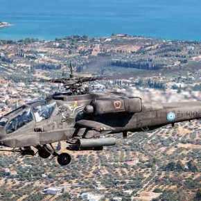 Γιατί καθυστερεί ο εκσυγχρονισμός των ελληνικών ApacheAH-64A;