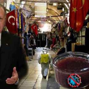 «Αρπακτικό» χωρίς ηθική ο Ερντογάν: Καλεί τουρίστες για διακοπές κρύβοντας τα θύματα και τις «τρύπες» στηνΥγεία