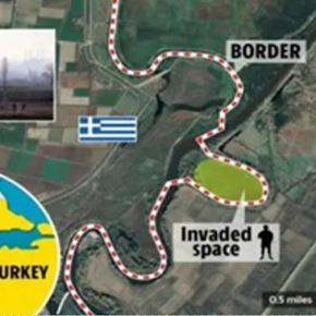 "Hurriyet Daily News: ""Η Ελλάδα δεν μπορεί να επανασχεδιάζει μονομερώς τασύνορα"""