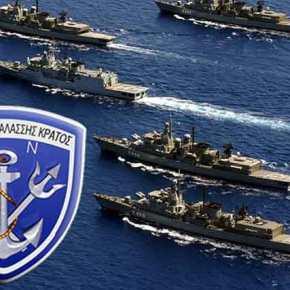 Νότια της Κρήτης η προσοχή του ΠΝ: Ενισχύεται η στρατιωτική παρουσία στο ΝΑΑιγαίο