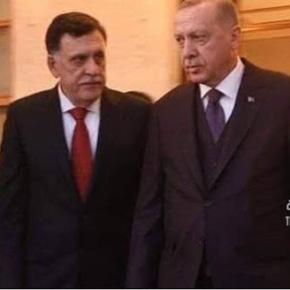 Ερντογάν: «Σύντομα θα λάβουμε καλά νέα από τηΛιβύη»