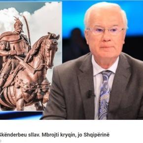 Αλβανός πολιτικός: Να πούμε την αλήθεια- Ο Σκεντέρμπεης υπερασπίστηκε τον Σταυρό όχι τηνΑλβανία!