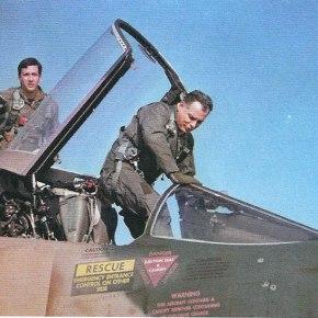 Ο Πτέραρχος Παναγιώτης Μπαλές, Αρχηγός Σχηματισμού των Φάντομ που δεν πέταξαν για Κύπρο, το 1974, αποδεικνύει την πλαστογράφηση τηςΙστορίας