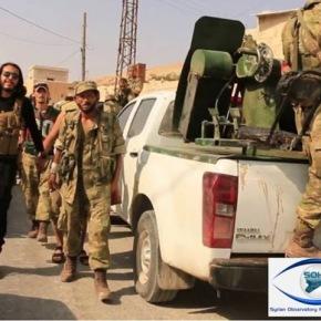 Νέα παρτίδα μισθοφόρων των Τούρκων έφθασε στηΛιβύη