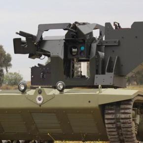 Η Τουρκία παράγει μη επανδρωμένα άρματα μάχης UGV – Έρχονται στονΈβρο;