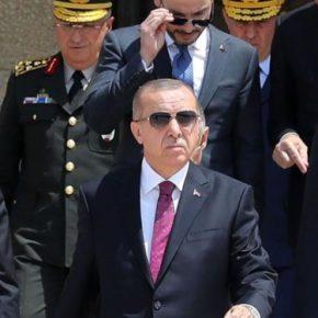 Ο Ερντογάν προκαλεί και απειλεί ξανά: Έχουμε δικαιώματα σε Αιγαίο, Κύπρο καιΜεσόγειο