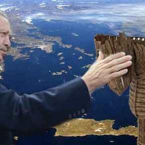 Σχέδιο «δούρειος ίππος» της Τουρκίας στοΑιγαίο