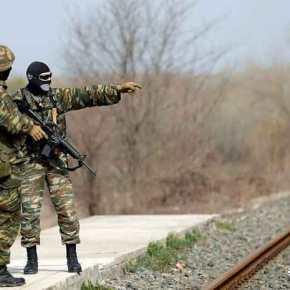 ΕΒΡΟΣ: Οι τούρκοι προσπάθησαν να παρεμποδίσουν Στρατιωτικό Κιμάκιο της ΓΥΣ που μέτραγε για τον Φράκτη…!!! Πυροβόλισαν και στον αέρα αλλάΜΑΤΑΙΑ…