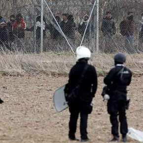 """Διαπιστώσεις """"μικρών"""" στελεχών από την άμυνα στην τουρκική επίθεση στονΈβρο"""